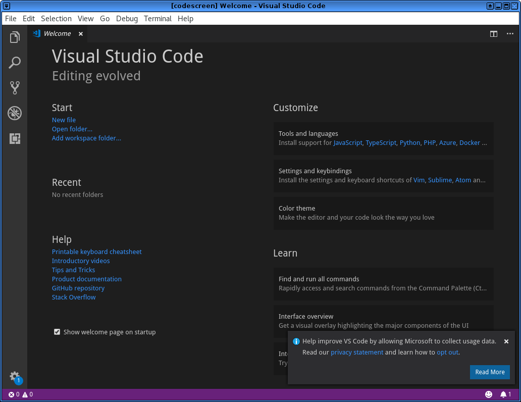 Using VS Code as your primary Python editor — Python for you and me
